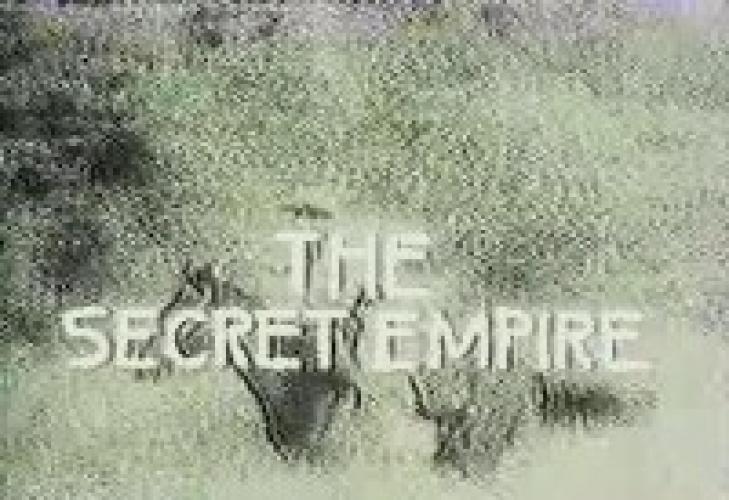The Secret Empire next episode air date poster
