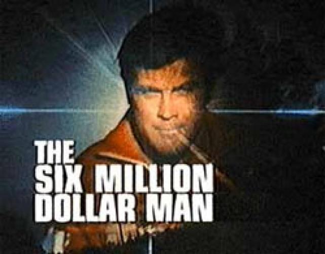 The Six Million Dollar Man next episode air date poster