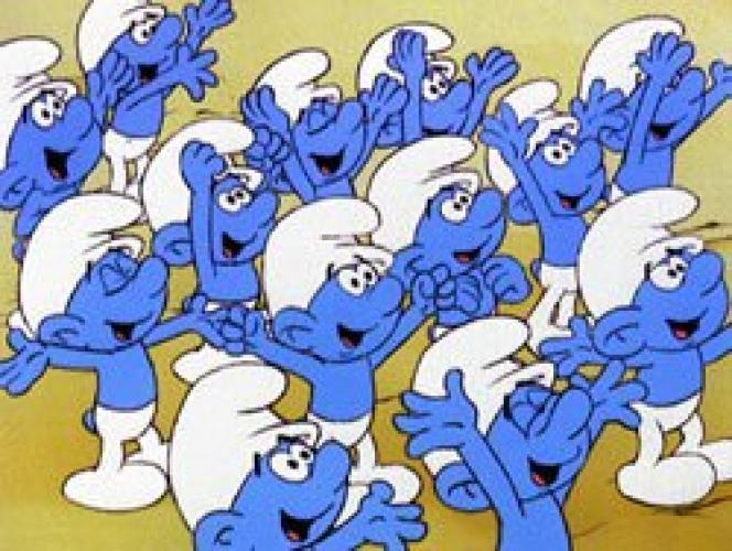 The Smurfs next episode air date poster