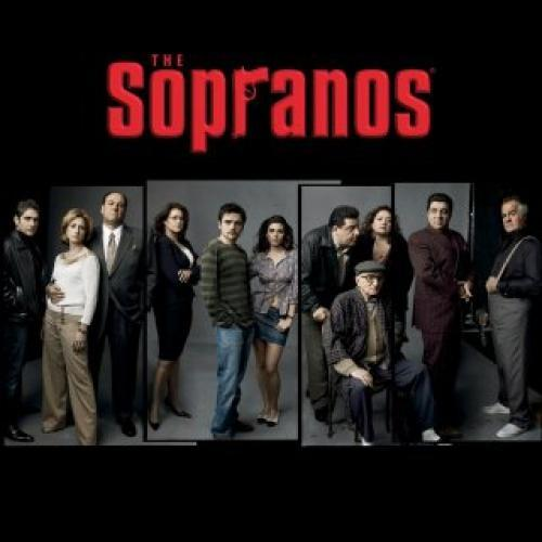 The Sopranos next episode air date poster