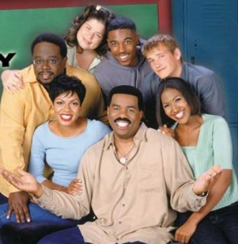 The Steve Harvey Show next episode air date poster