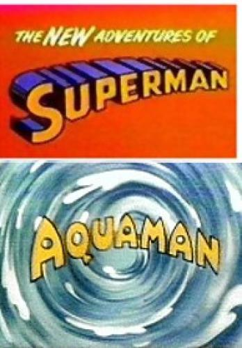 The Superman/Aquaman Hour of Adventure next episode air date poster