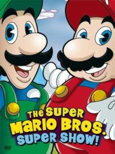 The Super Mario Bros. Super Show! next episode air date poster
