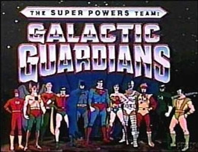 The Super Powers Team: Galactic Guardians next episode air date poster