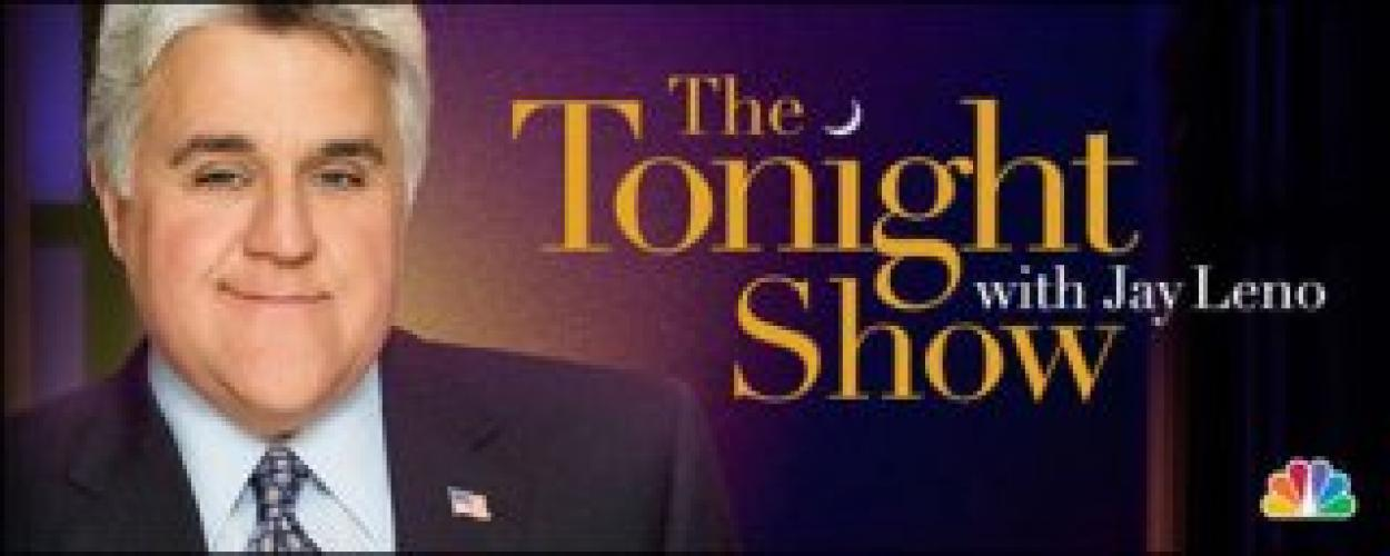 The Tonight Show with Jay Leno next episode air date poster