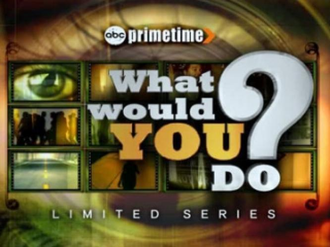 What Would You Do? next episode air date poster