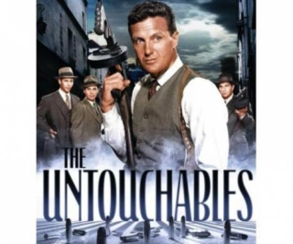 The Untouchables (1993) next episode air date poster