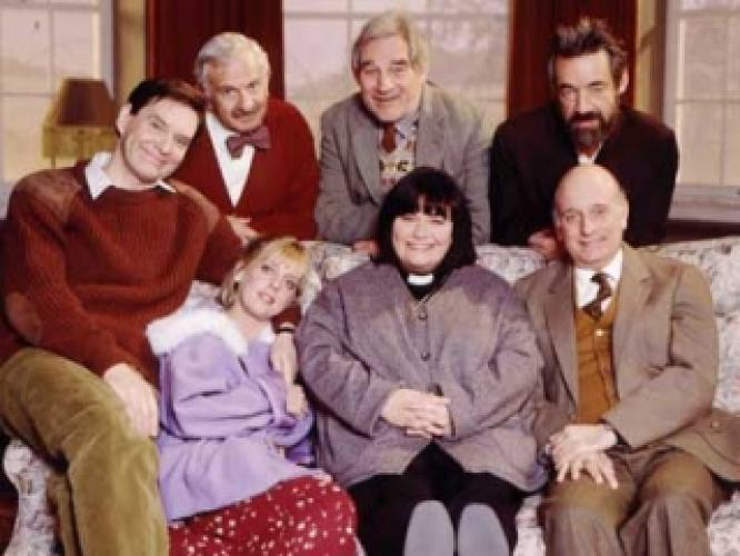 The Vicar of Dibley next episode air date poster