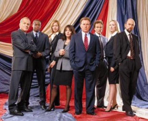 The West Wing next episode air date poster