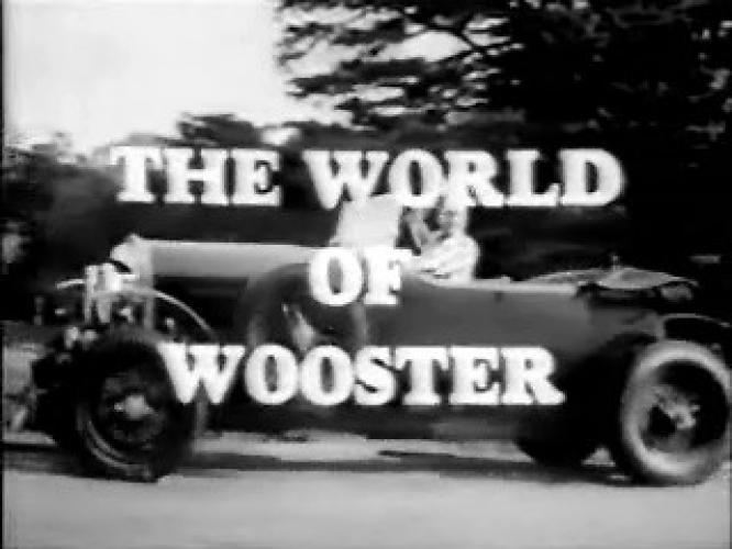 The World of Wooster next episode air date poster