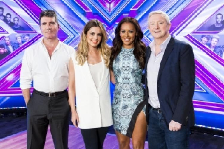 The X Factor next episode air date poster
