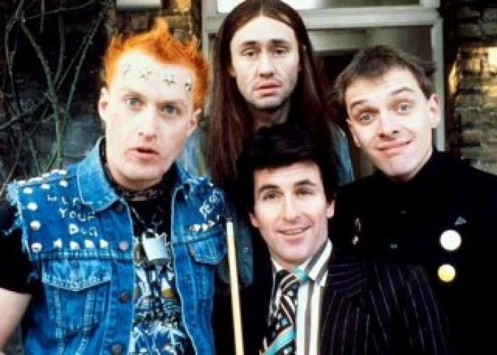 The Young Ones next episode air date poster