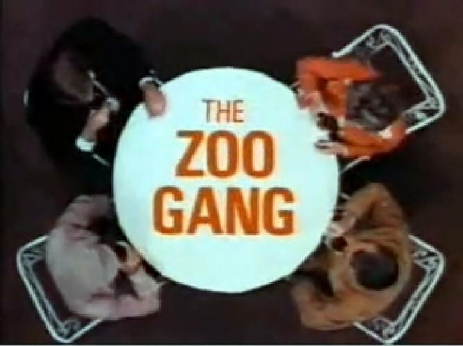 The Zoo Gang next episode air date poster