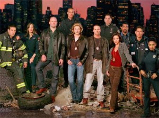 Third Watch next episode air date poster