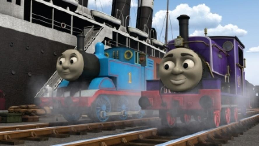 Thomas & Friends next episode air date poster