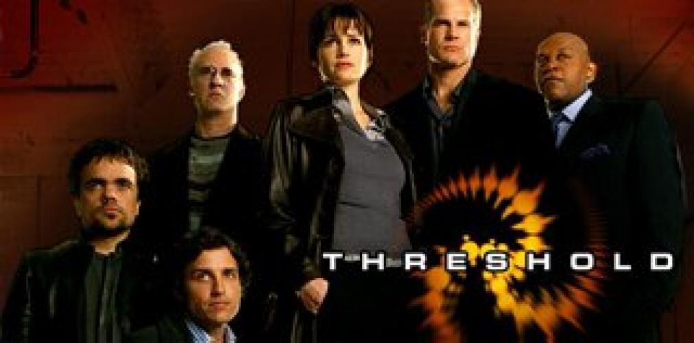 Threshold next episode air date poster