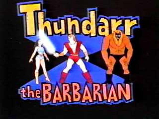 Thundarr the Barbarian next episode air date poster