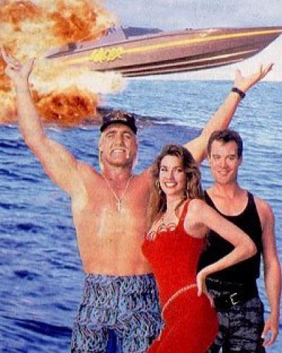 Thunder in Paradise next episode air date poster