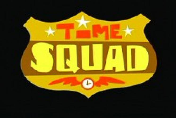 Time Squad next episode air date poster