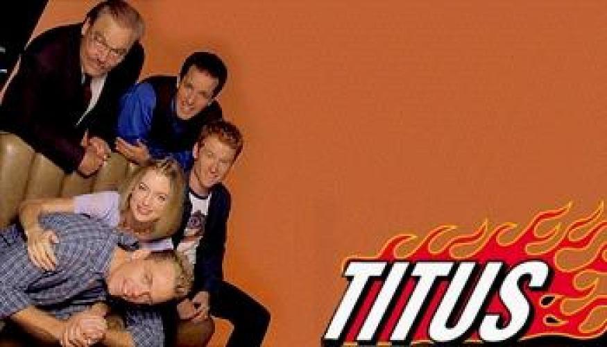 Titus next episode air date poster