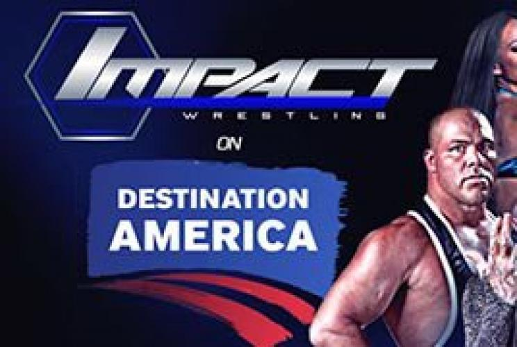 iMPACT Wrestling next episode air date poster