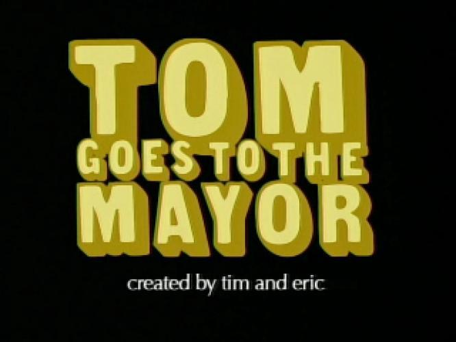 Tom Goes to the Mayor next episode air date poster