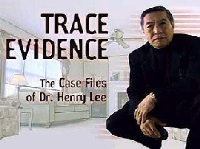 Trace Evidence: The Case Files of Dr. Henry Lee next episode air date poster