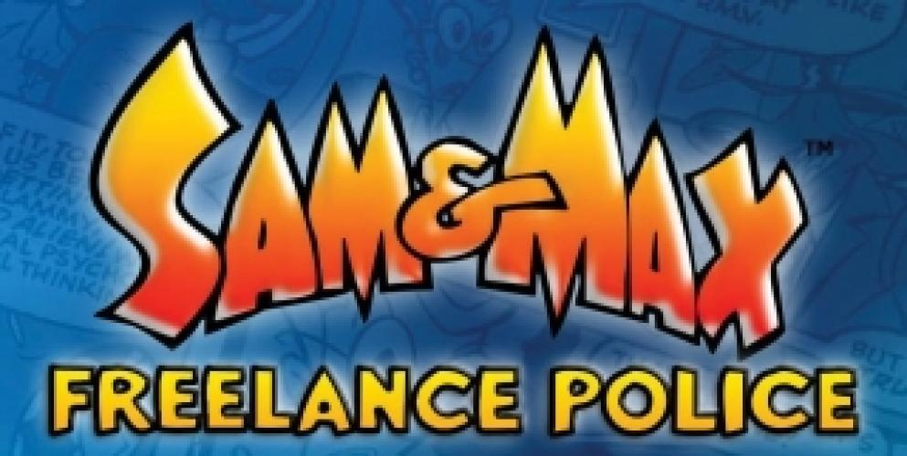 Sam and Max Freelance Police next episode air date poster