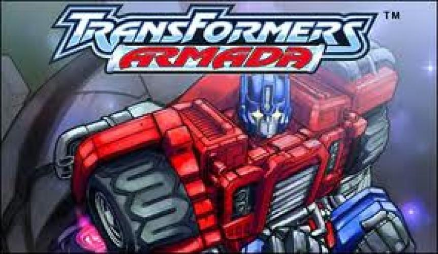 Transformers: Armada next episode air date poster