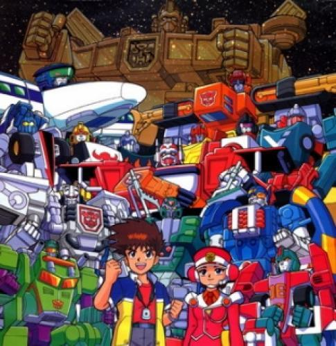 Transformers Robots In Disguise next episode air date poster