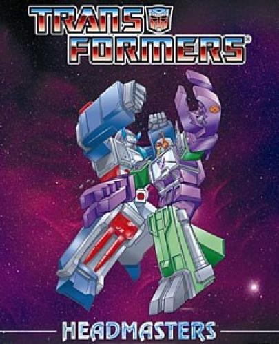 Transformers: The Headmasters next episode air date poster