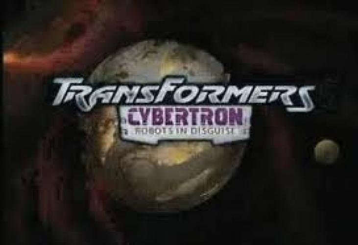 Transformers Cybertron next episode air date poster