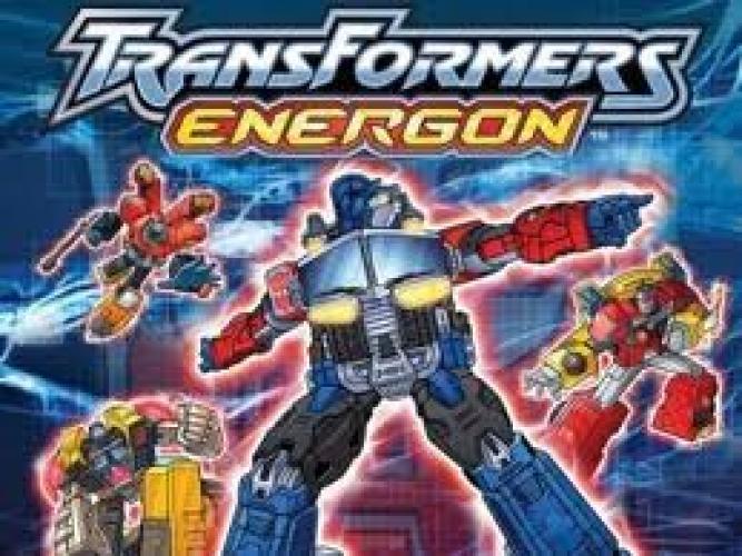 Transformers Energon next episode air date poster