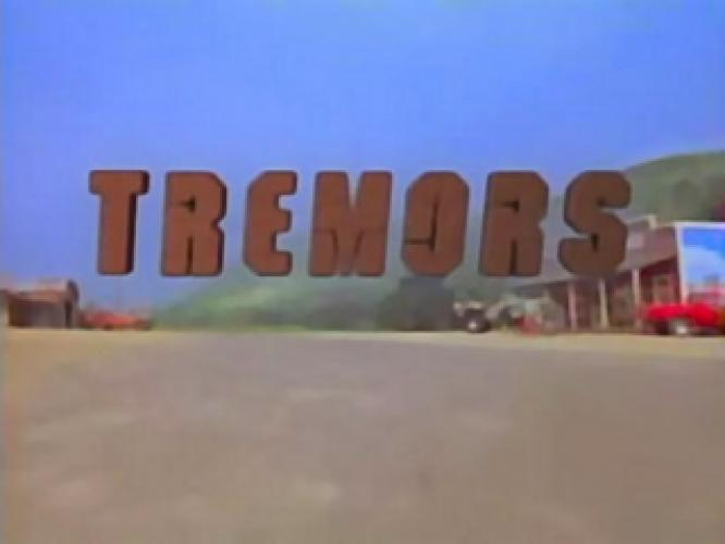 Tremors next episode air date poster