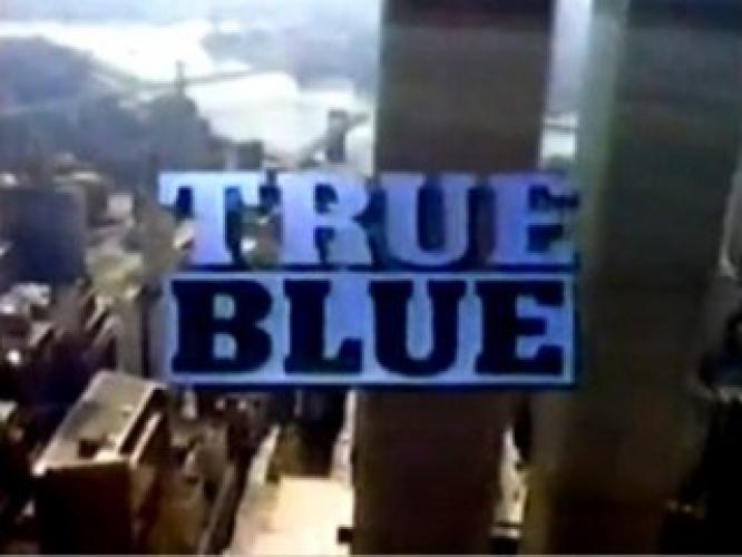 True Blue (1989) next episode air date poster