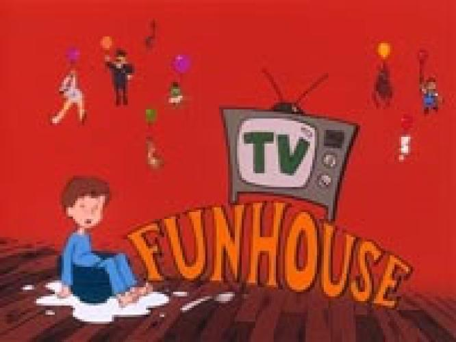 T.V. Funhouse next episode air date poster