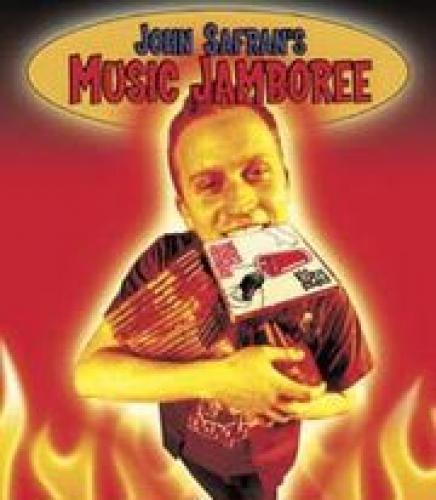 John Safran's Music Jamboree next episode air date poster