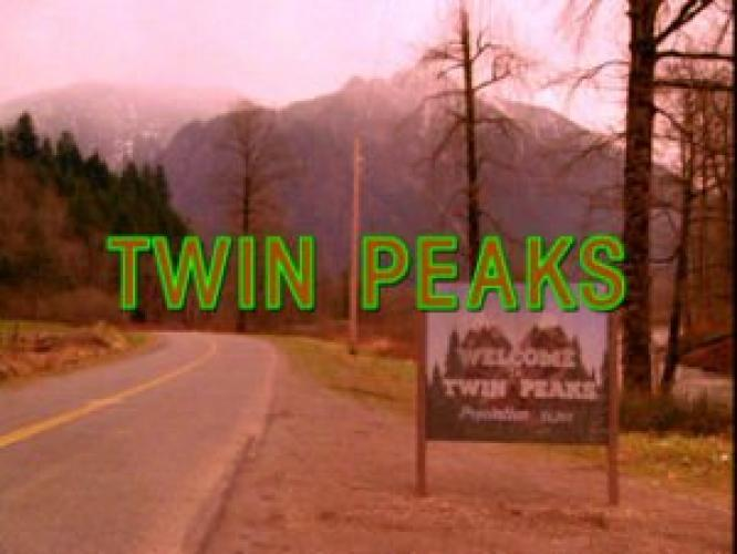 Twin Peaks next episode air date poster