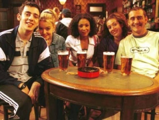 Two Pints of Lager and a Packet of Crisps next episode air date poster