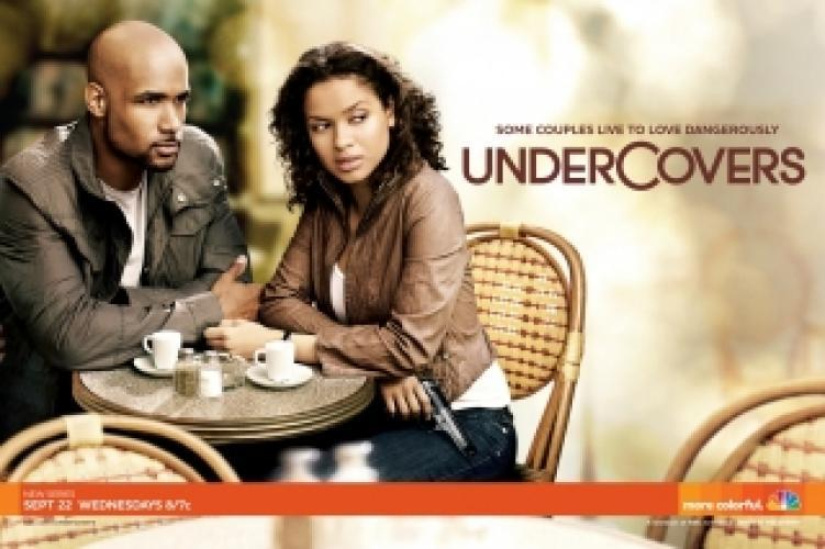 Under Cover next episode air date poster