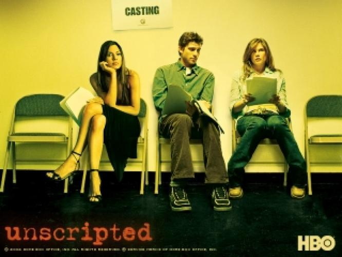 Unscripted next episode air date poster