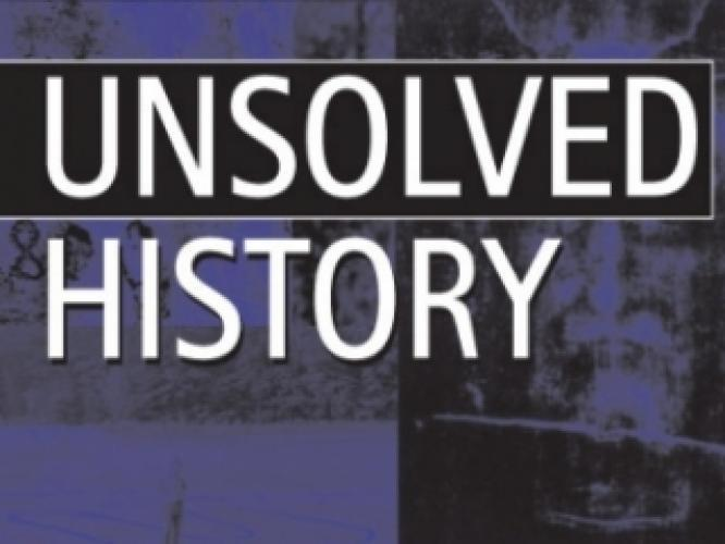 Unsolved History next episode air date poster
