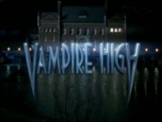 Vampire High next episode air date poster