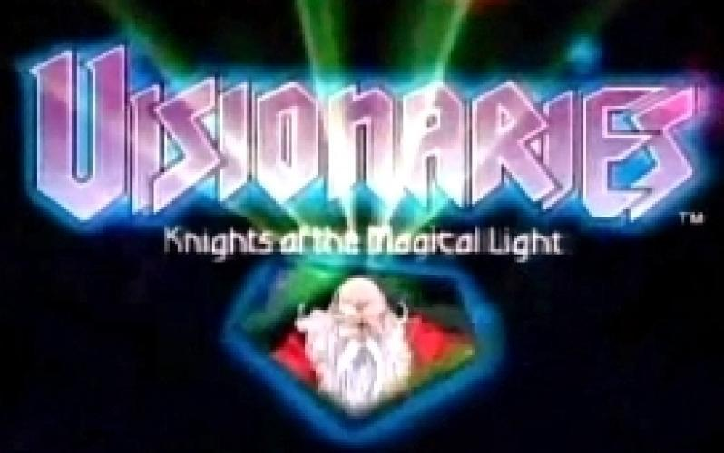 Visionaries: Knights of the Magical Light next episode air date poster