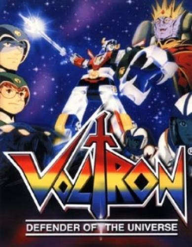 Voltron: Defender of the Universe next episode air date poster