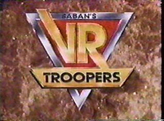 VR Troopers next episode air date poster