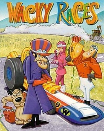 Wacky Races next episode air date poster