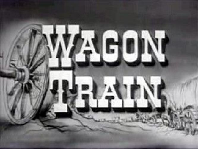 Wagon Train next episode air date poster