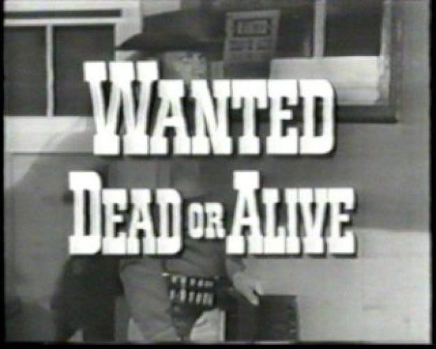 Wanted: Dead or Alive next episode air date poster