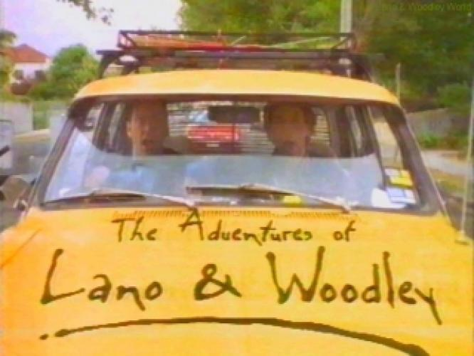 The Adventures of Lano and Woodley next episode air date poster